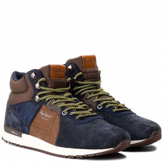 PEPE JEANS - TINKER PRO-BOOT PMS30490 (595) NAVY -
