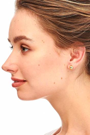 ALLOVER - EAR PEERLESS 102002 GOLD -