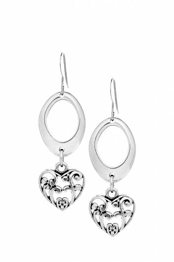 ALLOVER - EAR KEIRA 102022.11 SILVER -