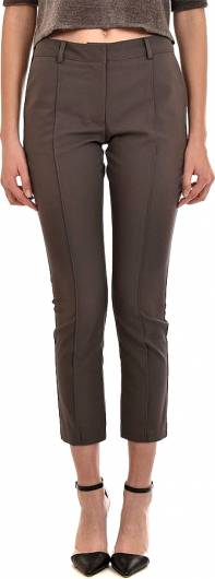 MILLA - Trousers Straight Fit 110111-003 Grey -