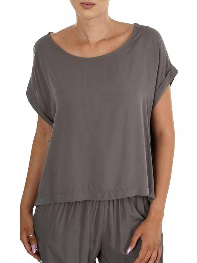moutaki - Blouse 18.01.80 Grey -