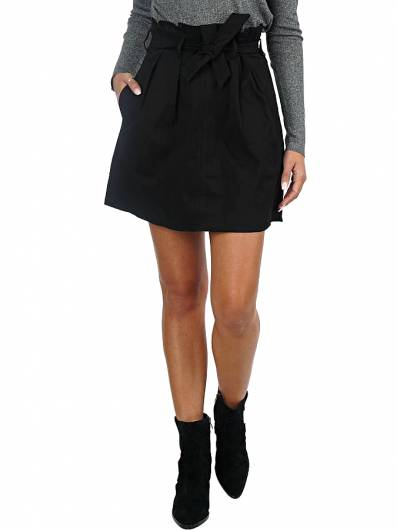MOUTAKI - SKIRT 19.02.104 BLACK -