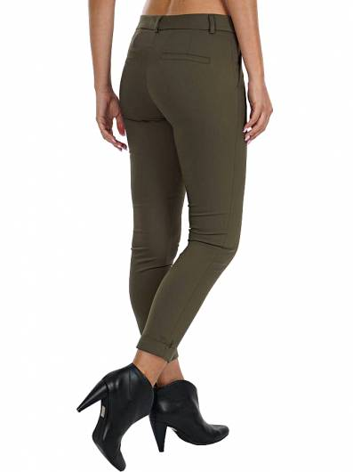 MOUTAKI - PANTS 192.400 KHAKI -