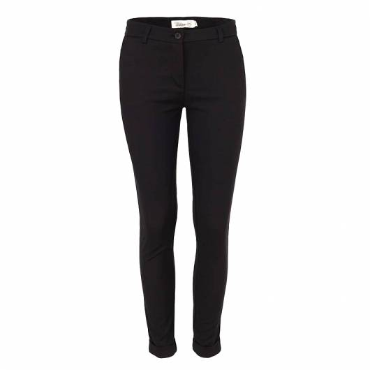 MOUTAKI - Παντελόνι Chinos 202.400 Black -