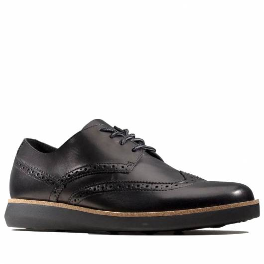 CLARKS - FAIRFORD WALK 26143052 BLACK