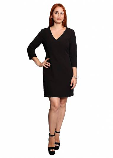 Access - Dress Simple V 28-3012-122 Black -