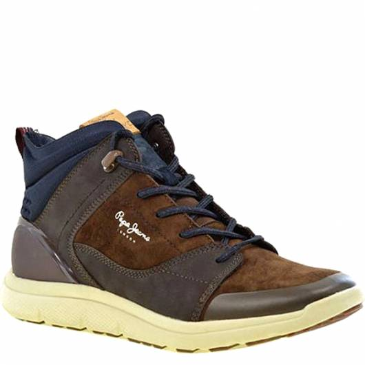 PEPE JEANS - HIKE LITE PMS30475 (878) BROWN -