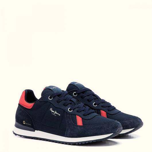 PEPE JEANS - TINKER JOGGER PMS30614 (595) NAVY
