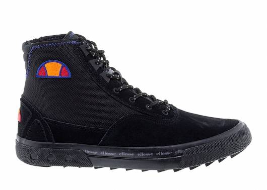 ELLESSE - ZANICA HI SUED AM 610383- BLACK/BLUE
