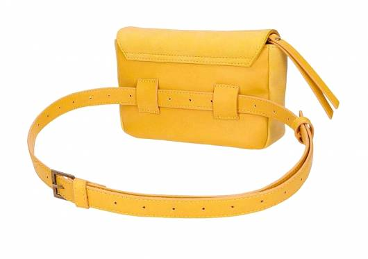 PEPE JEANS - 2 IN 1 BELTBAG 7524965 YELLOW -