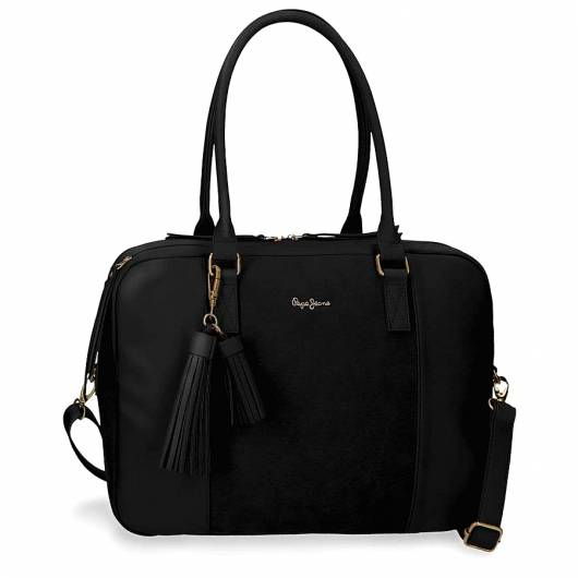PEPE JEANS - BAG 7526362 BLACK -