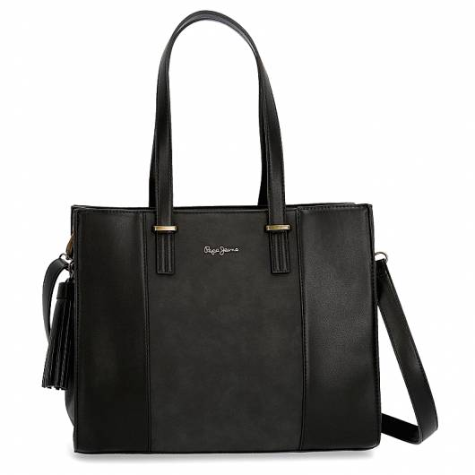 PEPE JEANS - BAG 7527461 BLACK -