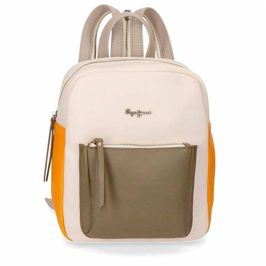 PEPE JEANS - BACKPACK 7552061 GREEN -