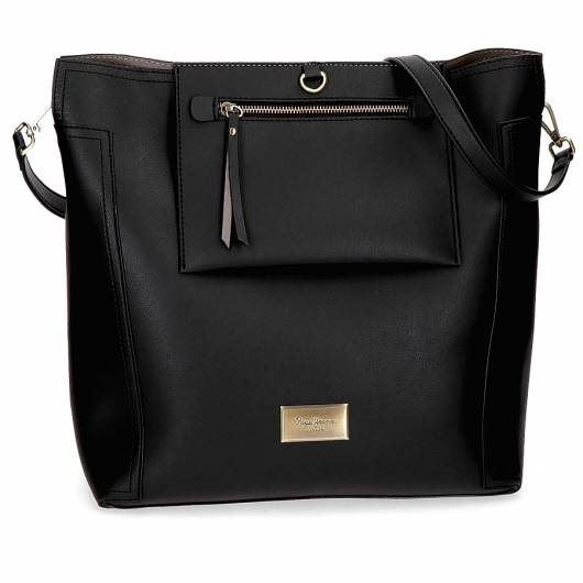 PEPE JEANS - ANGELICA 7577661 BLACK -