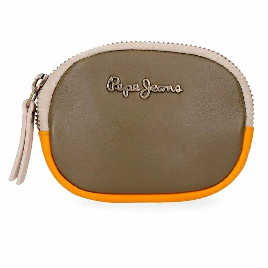 PEPE JEANS - WALLET 7640161 GREEN -