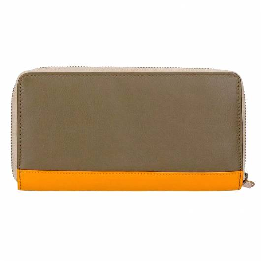 PEPE JEANS - WALLET 7643161 GREEN -