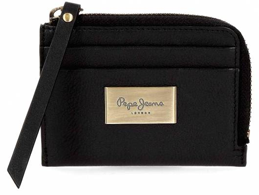 PEPE JEANS - LICA WALLET 7670461 BLACK -