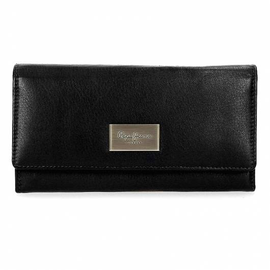 PEPE JEANS - LICA WALLET 7673561 BLACK -