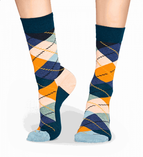 Happy Socks - ARGYLE SOCK ARY01-2004 -