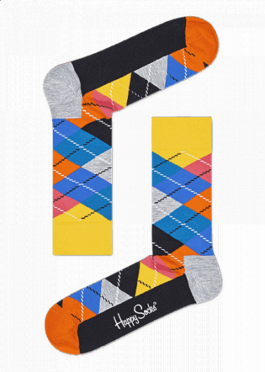 Happy Socks - Argyle Sock ARY01-2003 -