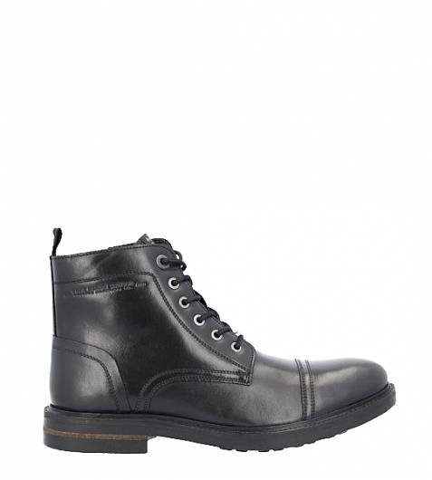 PEPE JEANS - HUBERT BOOT PMS50159 (999) BLACK -