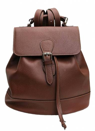 GRAND FRERE - BACKPACK 100 BROWN -