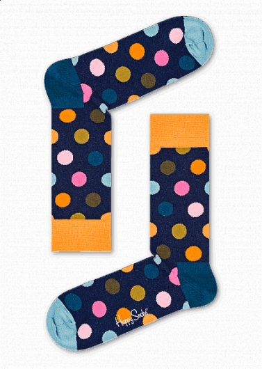 Happy Socks - BIG DOT SOCK BDO01-6006 -
