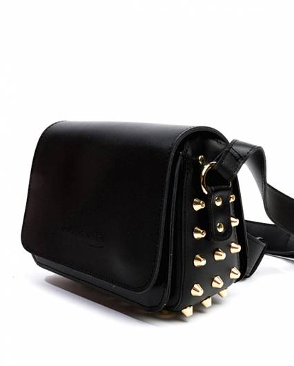 Elena Athanasiou - Bling City Bag Black -