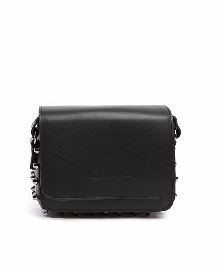 Elena Athanasiou - Bling City Bag Black Silver -