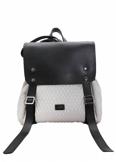 Elena Athanasiou - Boyfriend Backpack Grey Cap -