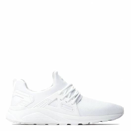 CERTIFIED - L7FY0041 - CT 8000 RUNNER  WHITE MONOCHROME -