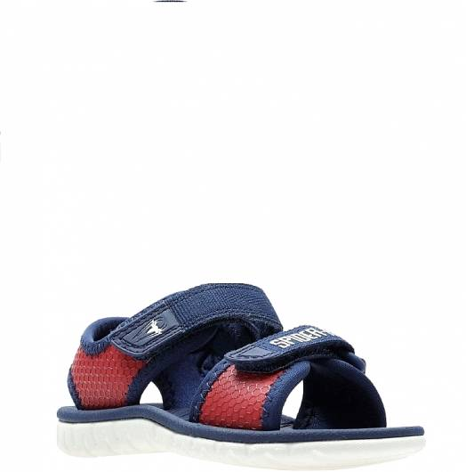 CLARKS - Surfing Web T 26142307 Red -