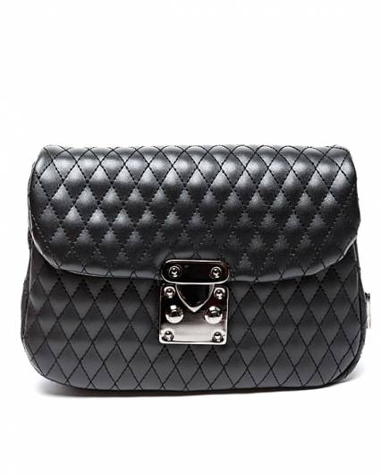 Elena Athanasiou -	City Lady Belt Bag Black -