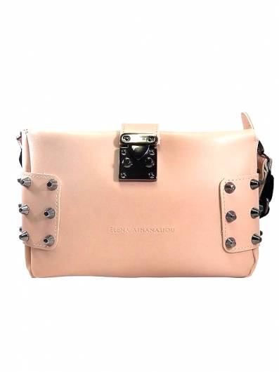 Elena Athanasiou - City Lady Clutch Baby Pink -
