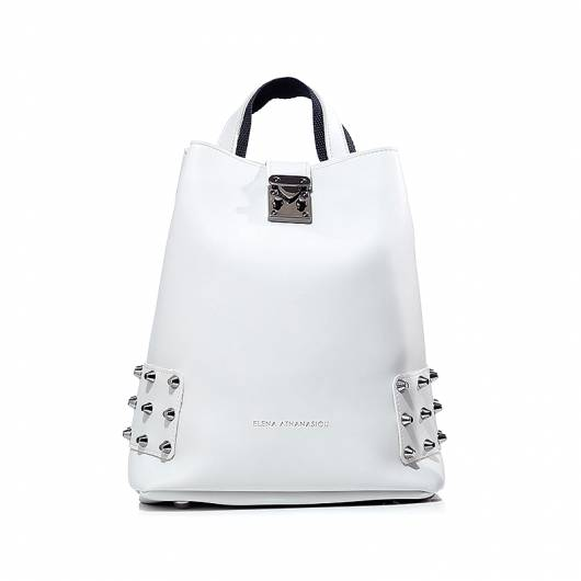 Elena Athanasiou -	City lady backpack Grey -