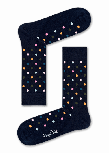 HAPPY SOCKS - DOT SOCK DOT01-6003 -