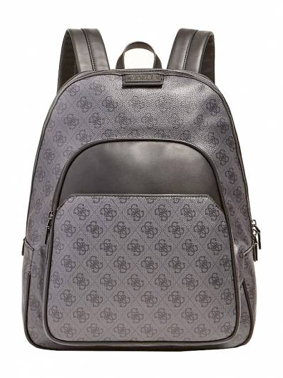 Guess - Vezzola 4G Logo Backpack BAG Black