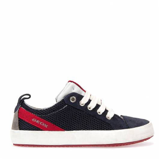 GEOX- J ALONISSO BOY NAVY GREY J822CB 01422 ... 8717bebbe85