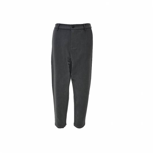 LOTUS EATERS - Pants Marthaw Grey -