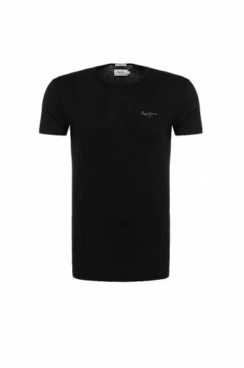 Pepe jeans - Original Basic S/S PM503835 (999) Black -