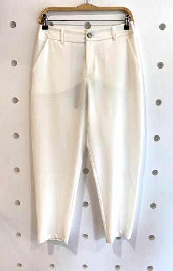 LOTUS EATERS - PATRICIA PANTS WHITE -