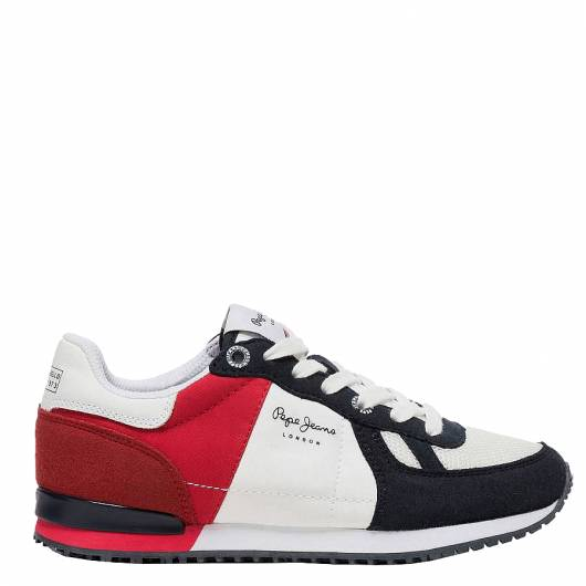 PEPE JEANS - SYDNEY BASIC PBS30391 (255) RED -
