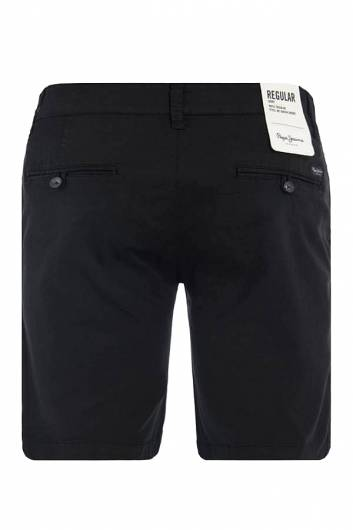 PEPE JEANS - MC Queen Short PM800227C75 (999) BLACK -