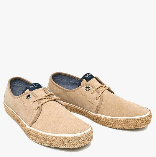 PEPE JEANS - SAILOR SUEDE PMS10249 (847) SAND -
