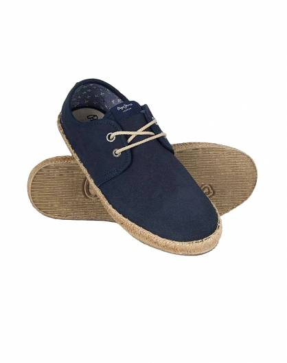 PEPE JEANS - TOURIST BASIC 4.0 PMS10183 (595 NAVY) -