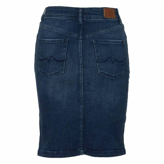 PEPE JEANS - JADE SKIRT PL900835DC4 (000) DENIM -