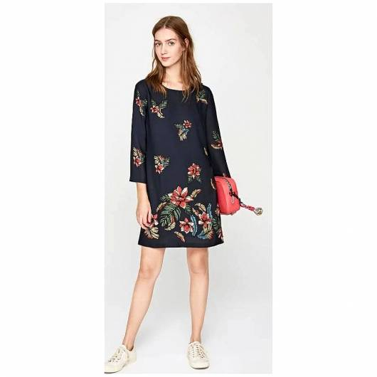 PEPE JEANS - ZOE DRESS PL952507 (0AA) MULTI -