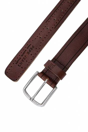 PEPE JEANS -  STEVE BELT PM020935 (878) BROWN