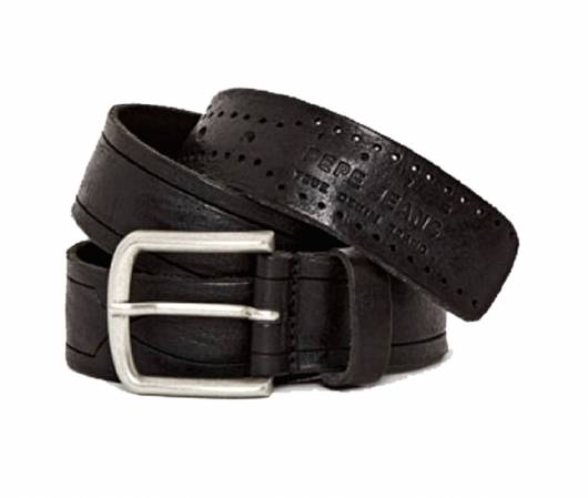 PEPE JEANS - STEVE BELT PM020935 (999) BLACK