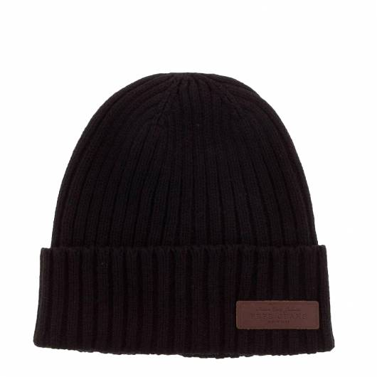 PEPE JEANS - NEW URAL BEANIE PM040458 (999) BLACK